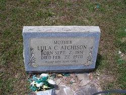 Lulu <I>Phillips</I> Atchison