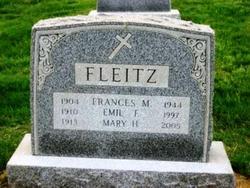 Frances <I>Maguire</I> Fleitz