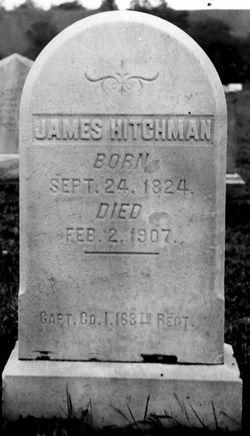 Capt James H. Hitchman