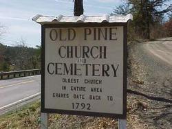 Old Pine Church Cemetery