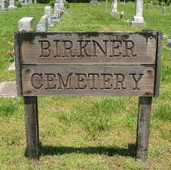 Birkner Cemetery