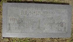 Bernard H Brockmeier
