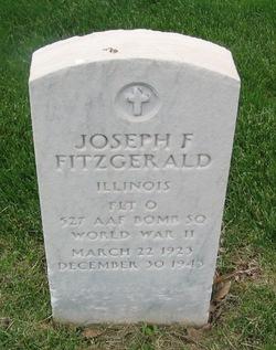 Joseph F Fitzgerald