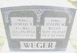 Armeda Rose <I>McNeece</I> Weger