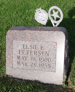 Elsie E Petersen