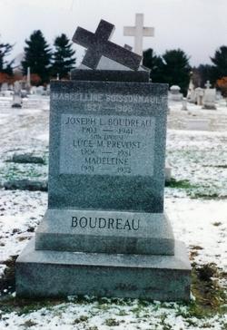 Joseph L. Boudreau