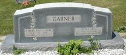 Mary Lee <I>Harris</I> Garner