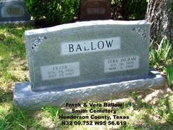 Frank Ballow