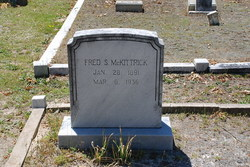 Fred S. McKittrick