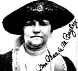Maude Mary <I>Mohun</I> Bagley