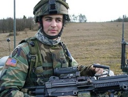 Sgt Christopher Alan Ignatius Sanders