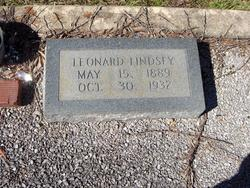 Leonard Lindsey