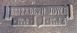 Elizabeth Joyce <I>Derden</I> Carey
