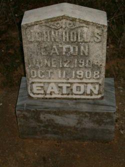 John Hollis Eaton