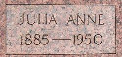 Julia Anne Allen