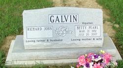 Betty P. <I>Hipsher</I> Galvin