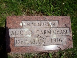 Alice R. Carmichael