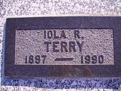 Iola Rebecca <I>Russell</I> Terry