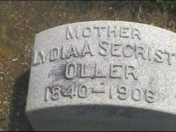 Lydia <I>Secrist</I> Oller