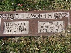 Leonard E. Ellsworth