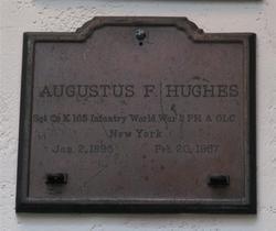 August F Hughes