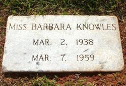 Barbara Knowles