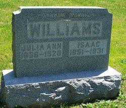 Isaac Williams