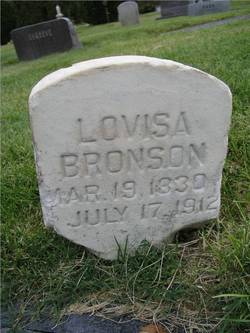 Lovisa <I>Andrews</I> Bronson
