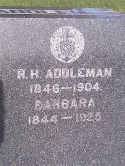 Robert Henry Addleman