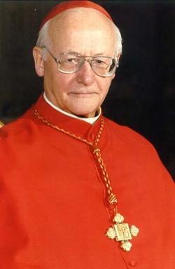 Cardinal Alfons Maria Stickler