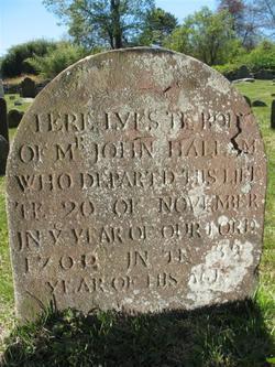 Capt John Hallam