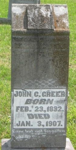 John C Greer