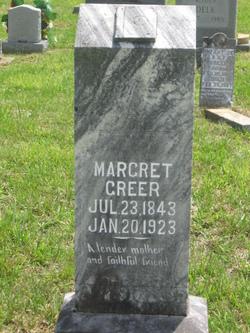 Margaret Ann <I>Choate</I> Greer