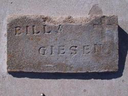 Billy Giesen