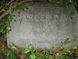 Charles Davis Adams