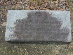 Dennis W. Garriss