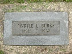 Myrtle L Burks
