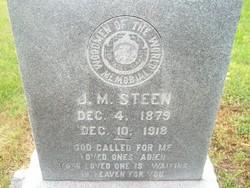 James Martin Steen