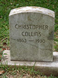 "Christopher Columbus ""Christ"" Collins"