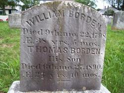Thomas Borden