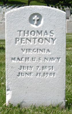 Thomas Pentony