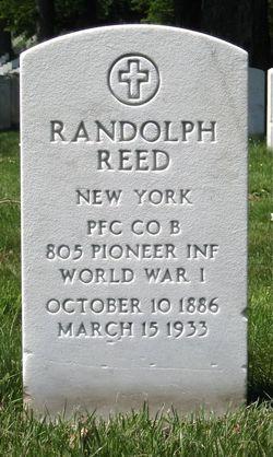 Randolph Reed