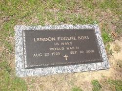 Lendon Eugene Boss
