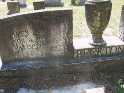 James Lewis Beckton