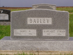 Margaret A <I>Eyman</I> Bailey