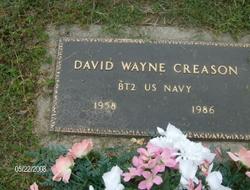 David Wayne Creason