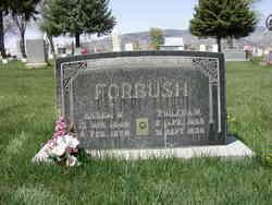 Philena Warnock <I>Washburn</I> Forbush