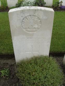Private Thomas William Clancy