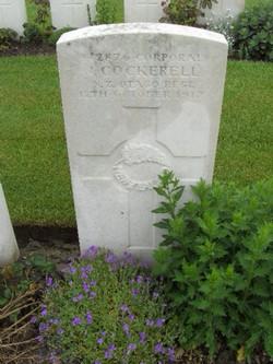 Corporal James Cockerell