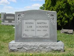 Martina <I>Laib</I> Schunter
